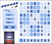 Sudoku175x150 THE BRAINTEASERS NETWORK