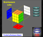 VirtualCube175x150 THE BRAINTEASERS NETWORK
